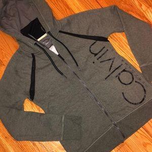 Calvin Klein Full Zip Performance Jacket